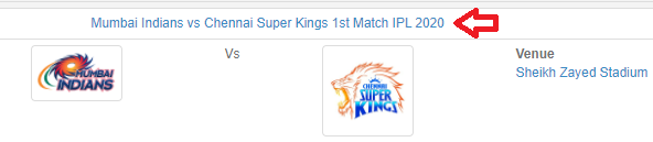 How to do IPL Match Prediction Today?
