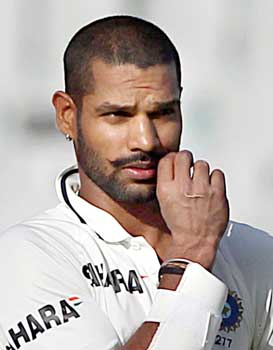 Shikhar dhawan india cricket profile statistics for J murali ias profile
