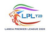 LPL 2020 - Lanka Premier League T20